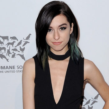 Christina Grimmie's family has shared a moving tribute on the one year anniversary of her death