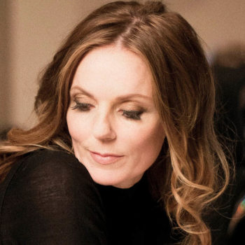 Geri Horner (a.k.a. Ginger Spice) is releasing a charity single in honor of the late George Michael