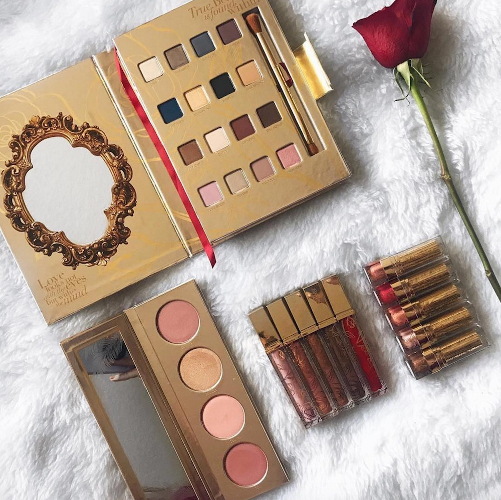 "Lorac's enchanting ""Beauty and the Beast"" collection is now available at Ulta Beauty"