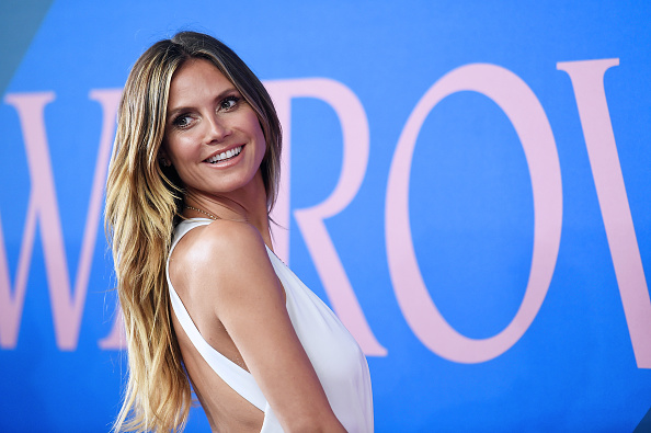 Heidi Klum is launching an affordable clothing line — and you'll never believe where it's being sold