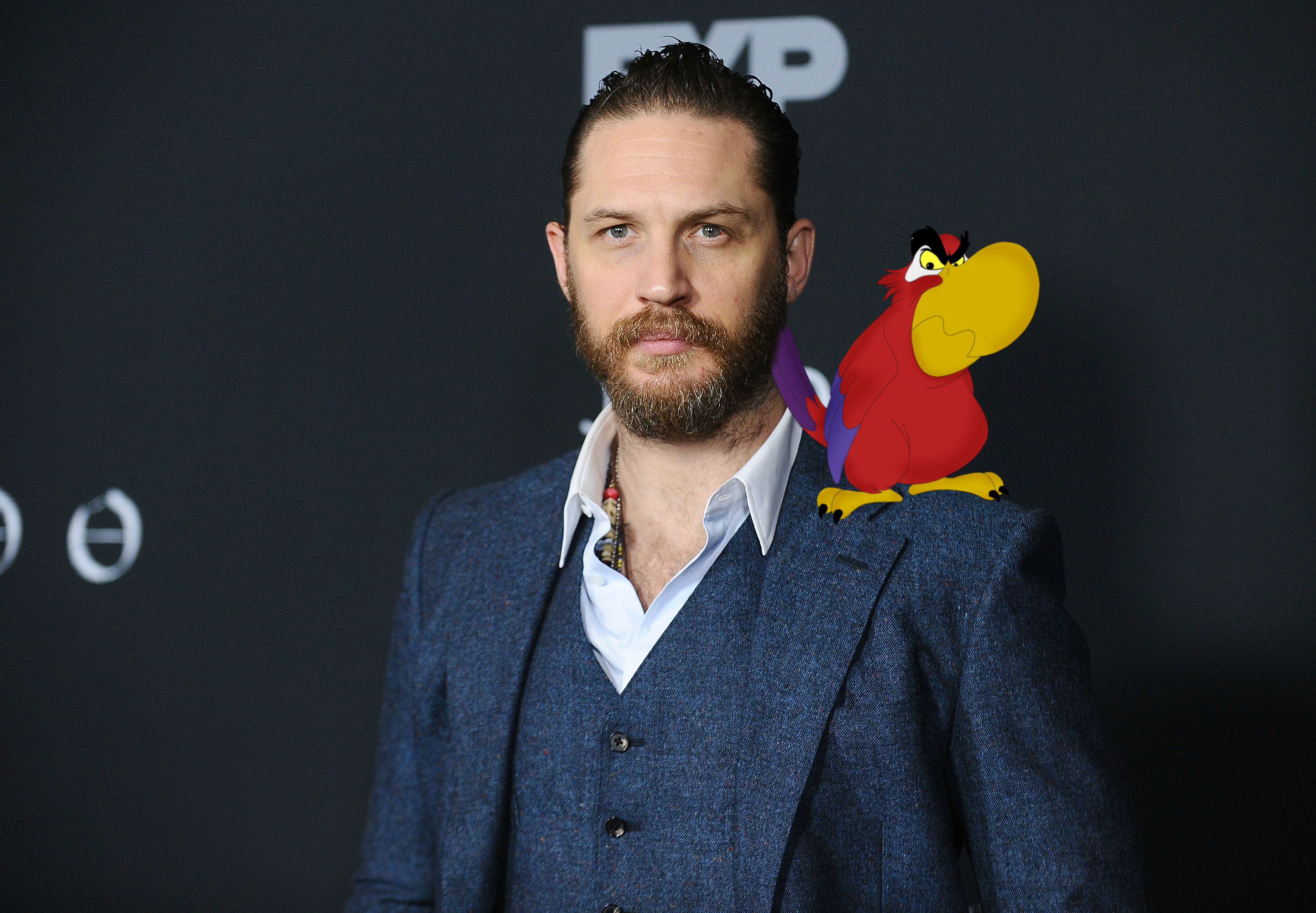 """Tom Hardy might play Jafar in the live-action """"Aladdin ..."""