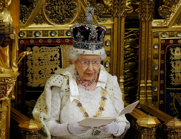 Queen Elizabeth's speech for the State Opening of Parliament has been delayed for a very unusual, traditional reason