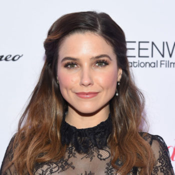 Sophia Bush underwent a hair transformation in honor of Pride Month