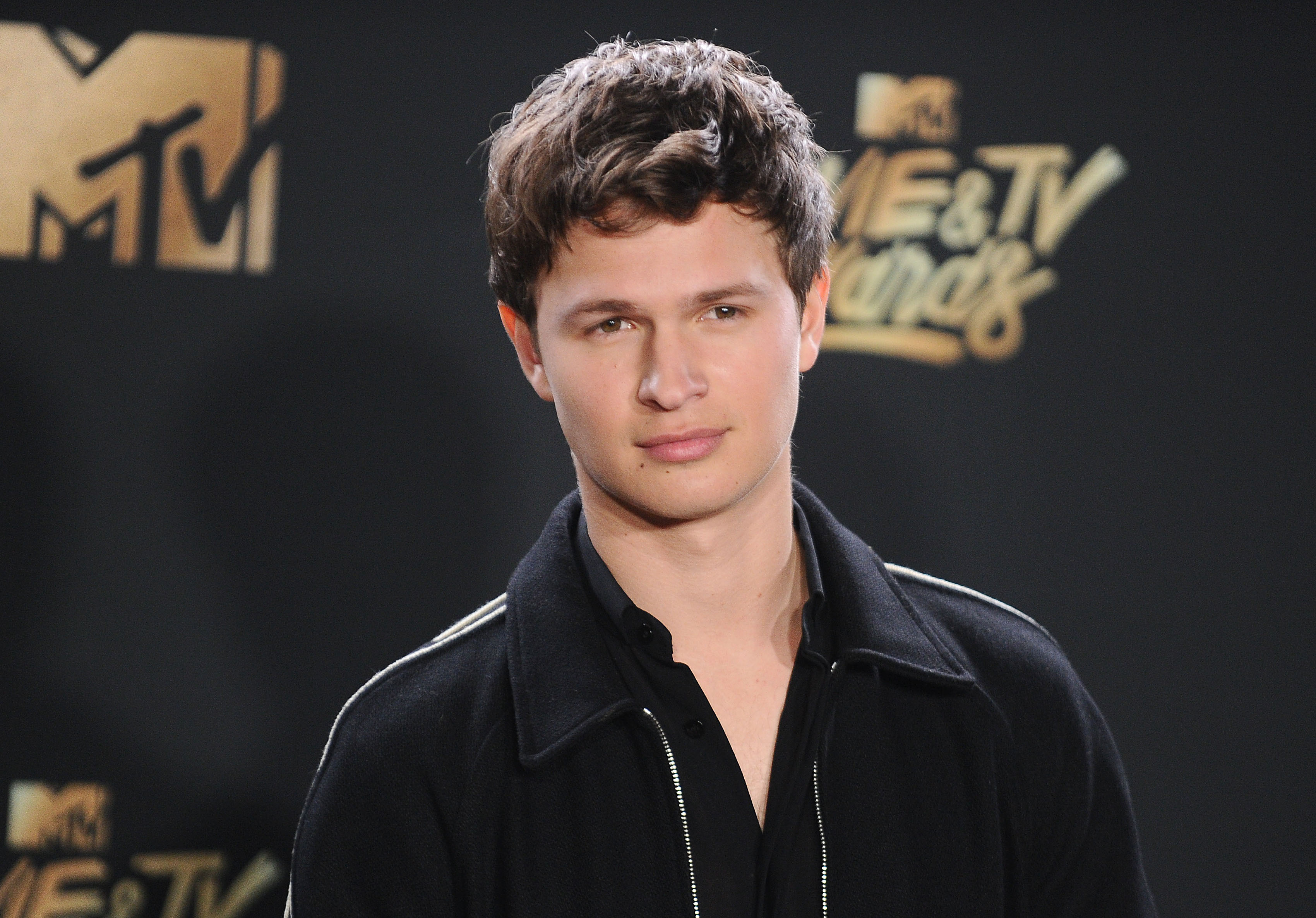 "Ansel Elgort accidentally injured himself in the silliest way while filming ""Baby Driver"""