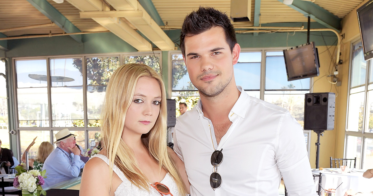 "Todd Fisher shared how Taylor Lautner has been ""an amazing support system"" for Billie Lourd since Carrie Fisher died"