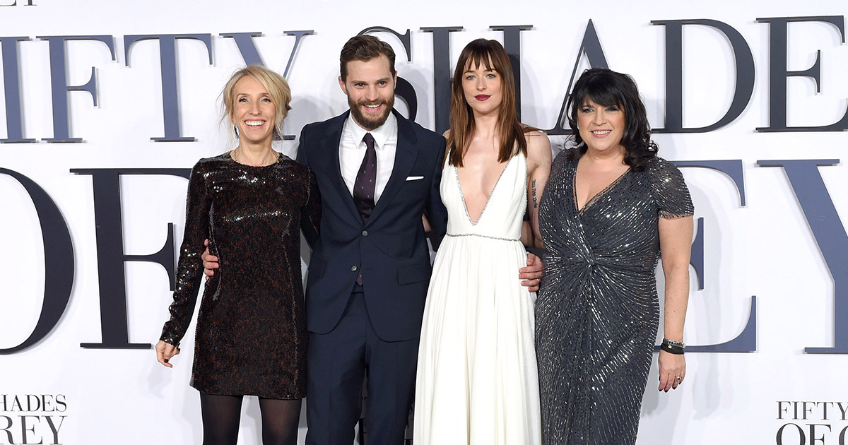 """The director of """"Fifty Shades of Grey"""" has spoken about the difficulties she experienced on set"""