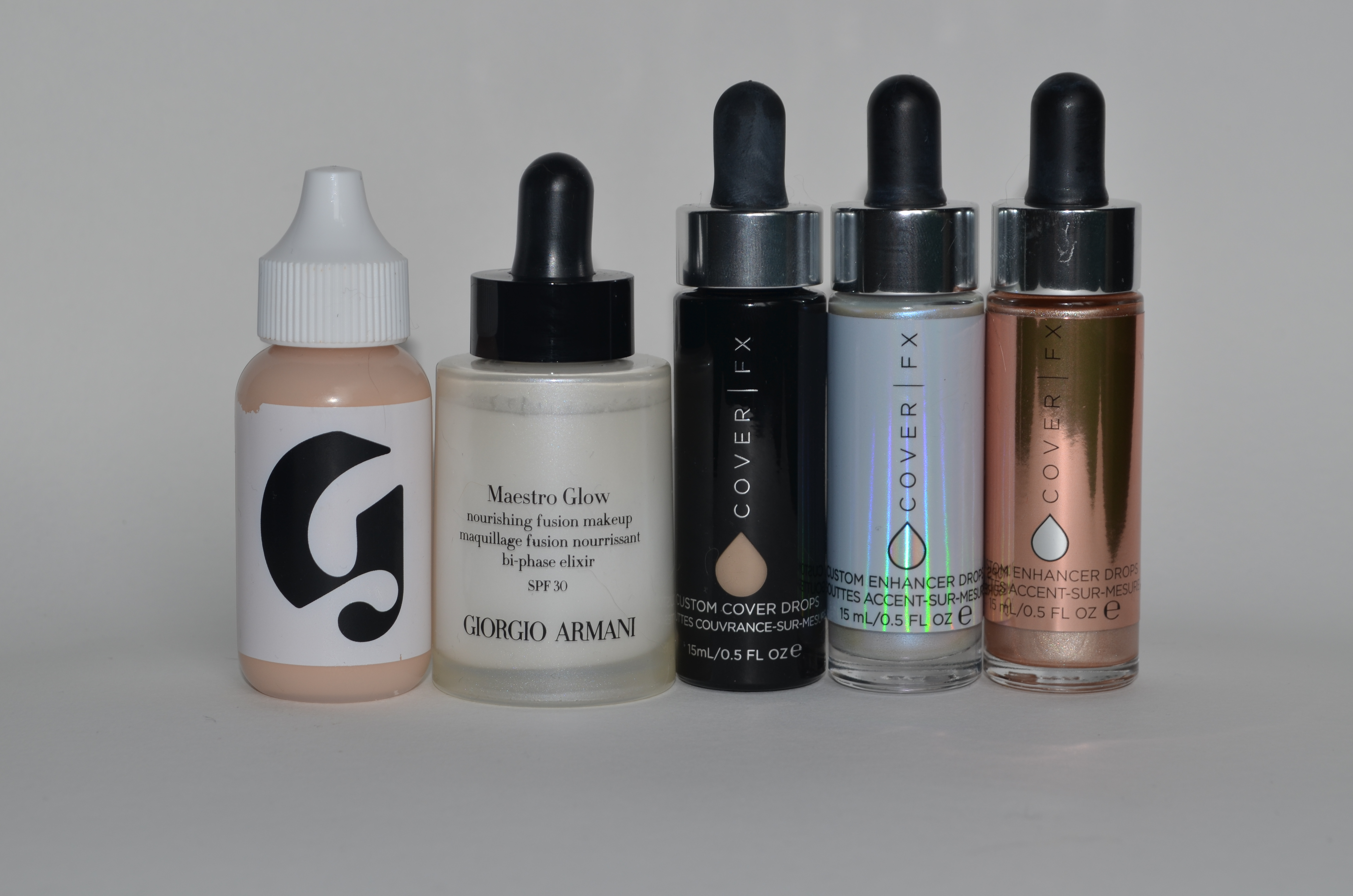 Here's how one beauty writer uses liquid drops to get an ethereal glow