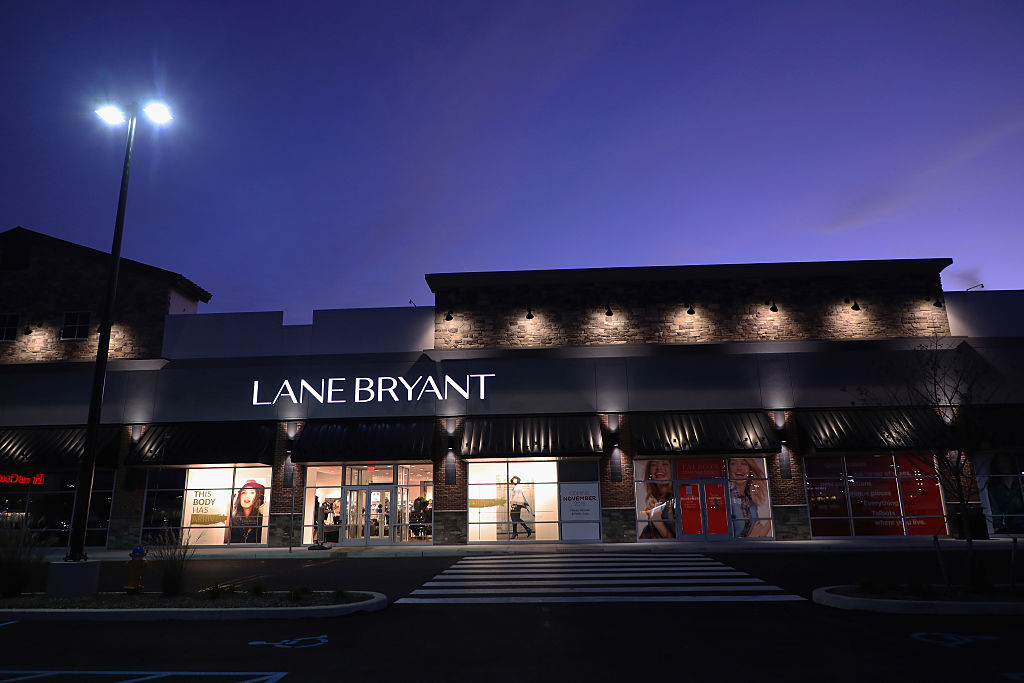 Lane Bryant and Ann Taylor are both closing hundreds of stores this year