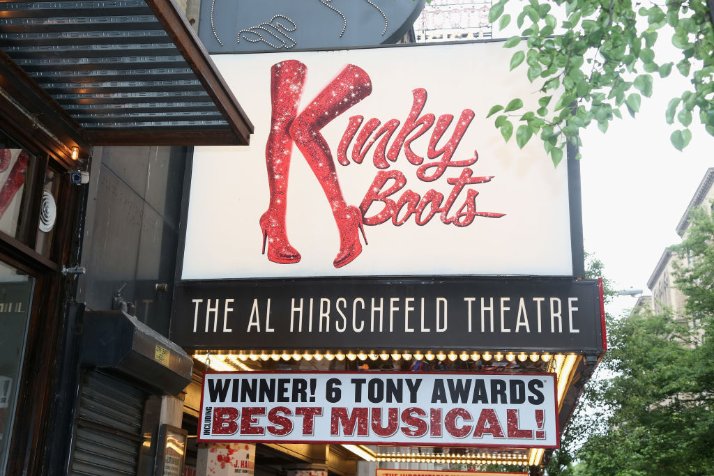 """This """"Kinky Boots"""" cake won Best in Show, and we can't say we're surprised"""