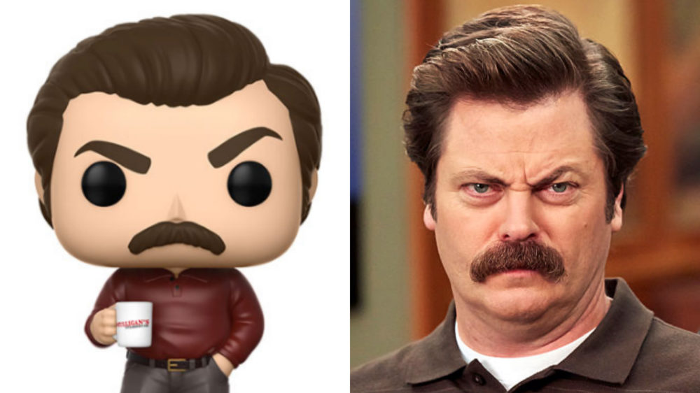 "Holy Pawnee! ""Parks and Recreation"" is getting the Funko treatment"