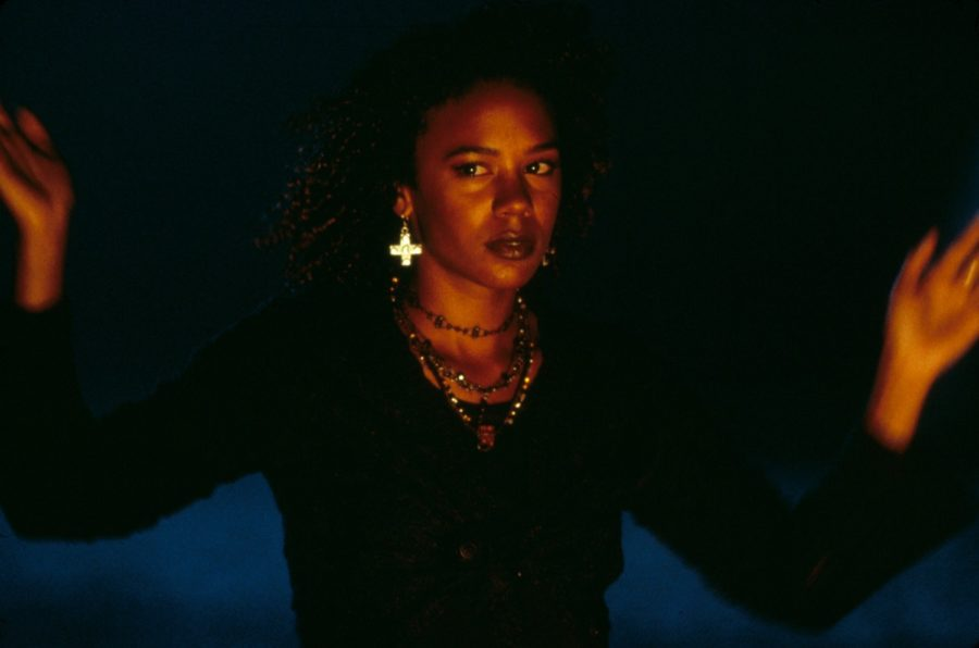 """Rochelle from """"The Craft"""" gave me a tarot reading"""