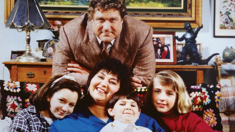 "Dan Conner of ""Roseanne"" has always been the father I never had"