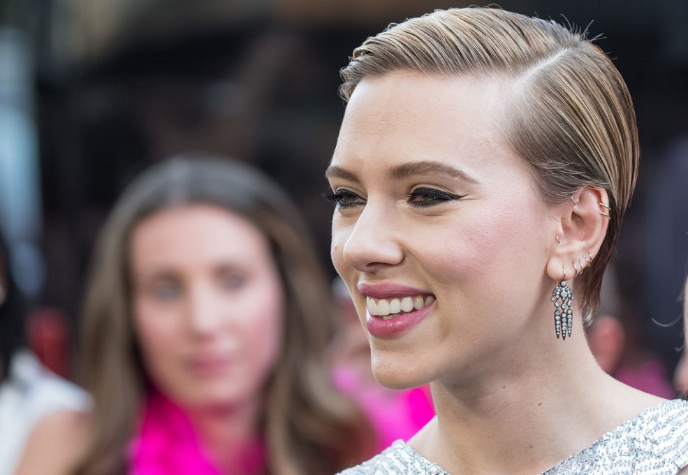 "Scarlett Johansson wants people to know that ""Rough Night"" isn't a stereotypical ""chick flick"""