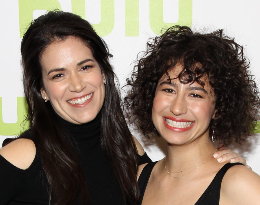 "Donald Trump's name is being bleeped out of the upcoming season of ""Broad City"""