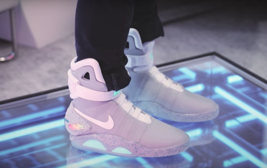 These are the futuristic sneakers that just sold for over $50,000