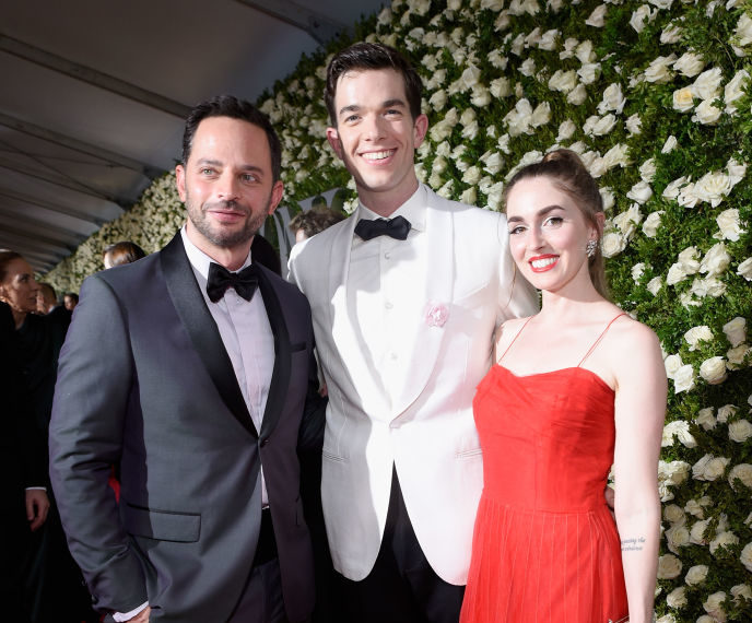 John Mulaney likens Nick Kroll to the family dog when it comes to their relationship
