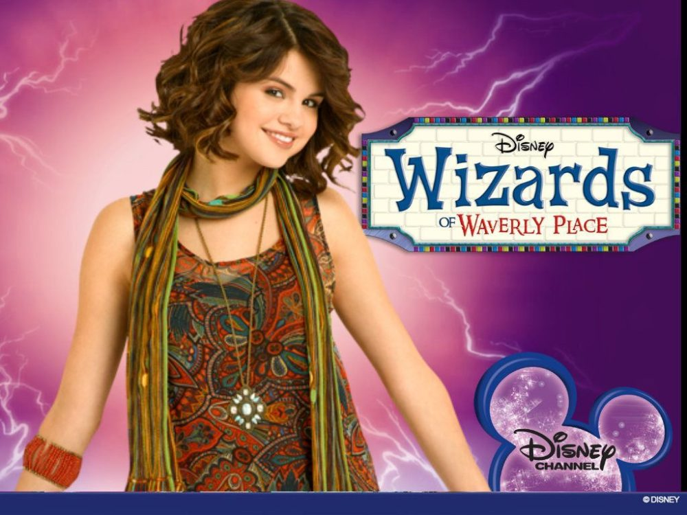 """Selena Gomez talks about the possibility of a """"Wizards of Waverly Place"""" reboot, and she doesn't rule it out"""