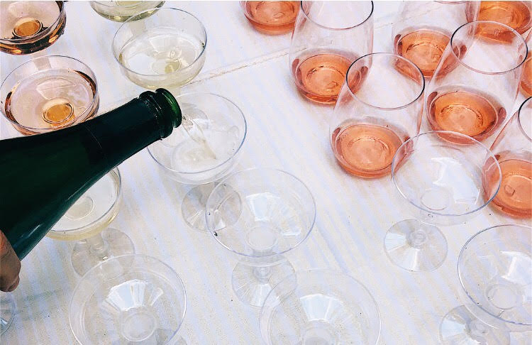 Cheers — our favorite wine startup just released their first small batch rosé, and it's affordable AF