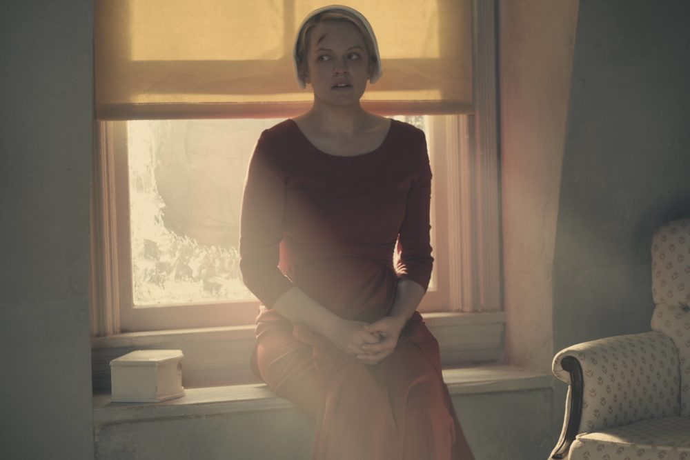"This is the empowering moment from ""The Handmaid's Tale"" finale that brought us to tears"