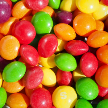 Skittles just majorly changed their colors for Pride Month