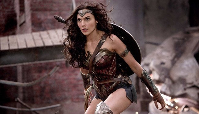 """Hillary Clinton had the most savage response to whether or not she's seen """"Wonder Woman"""""""