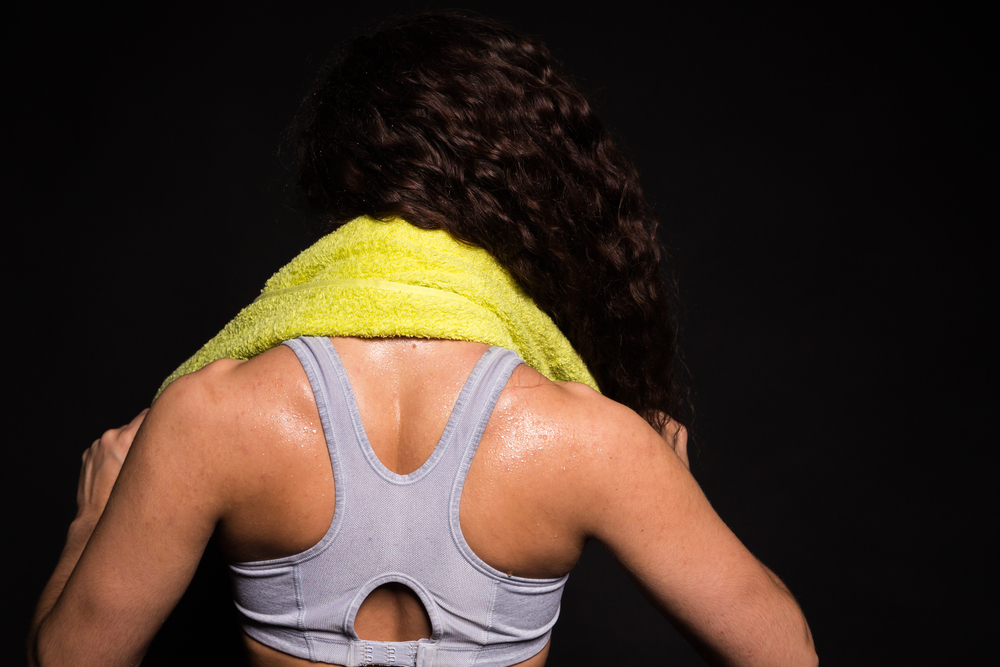 This weird hack improves your workout in the hot summer weather