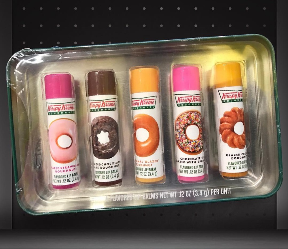 The internet is obsessed with these Krispy Kreme lip balms, but there's a catch