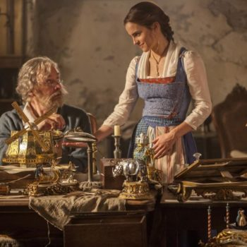 "The ""Beauty and the Beast"" Honest Trailer pokes fun at how a film about inner beauty features really beautiful people"
