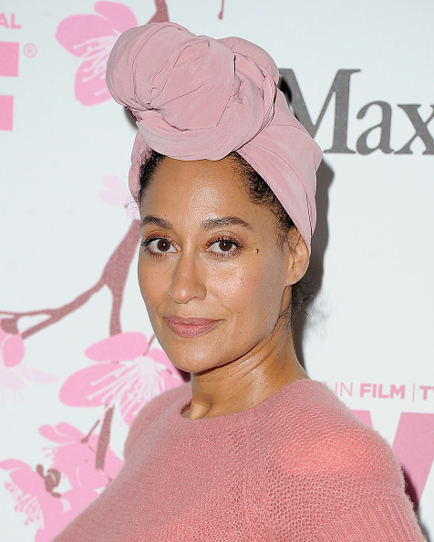 Tracee Ellis Ross just rocked the perfect color combo for summer, and we're so here for it