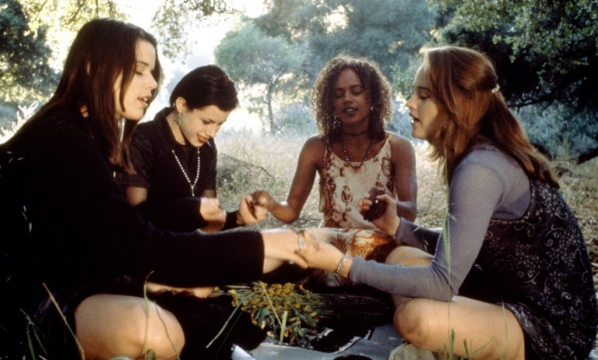 "Movie still from ""The Craft"""