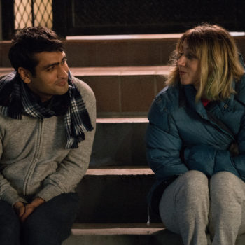 """Kumail Nanjiani likened his desire to tell his love story through """"The Big Sick"""" to…crust on a ketchup bottle"""