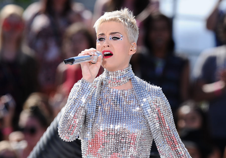 """Katy Perry got super real about her latest transformation, saying, """"I'm not a con"""""""