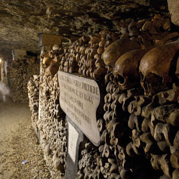 Two teens got lost in the creepy Paris catacombs for THREE DAYS
