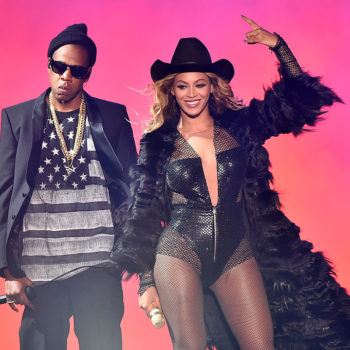 A Beyoncé and Jay Z mash-up album exists, and it's incredibly good, obviously