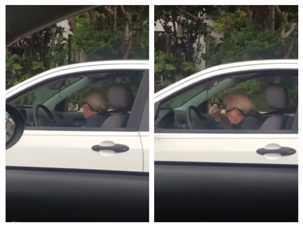 This guy rocking out to Metallica in his car is the antidote to road rage (just watch, trust us)