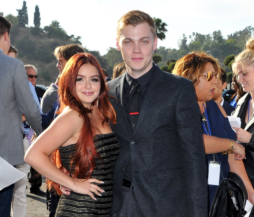 Ariel Winter and her boyfriend just got matching tattoos