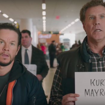 "John Lithgow and Mel Gibson play granddads in the new trailer for ""Daddy's Home 2,"" and what a combo"