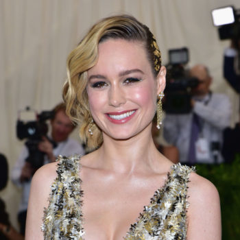 """Brie Larson's """"Turkey Tail Mushroom"""" nails are this spring's eco-trend"""