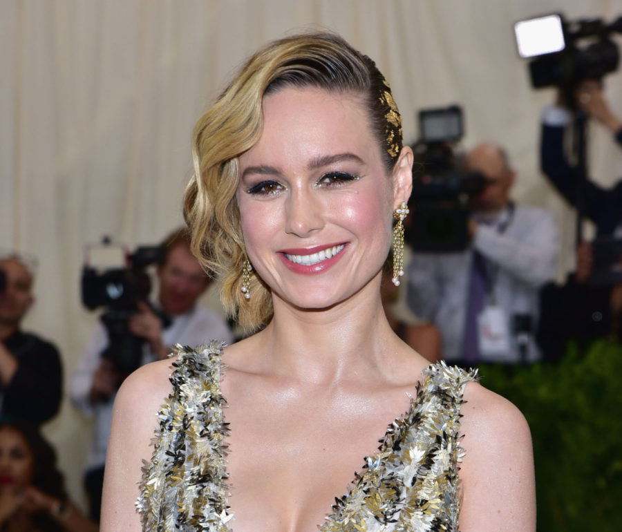 "Brie Larson's ""Turkey Tail Mushroom"" nails are this spring's eco-trend"