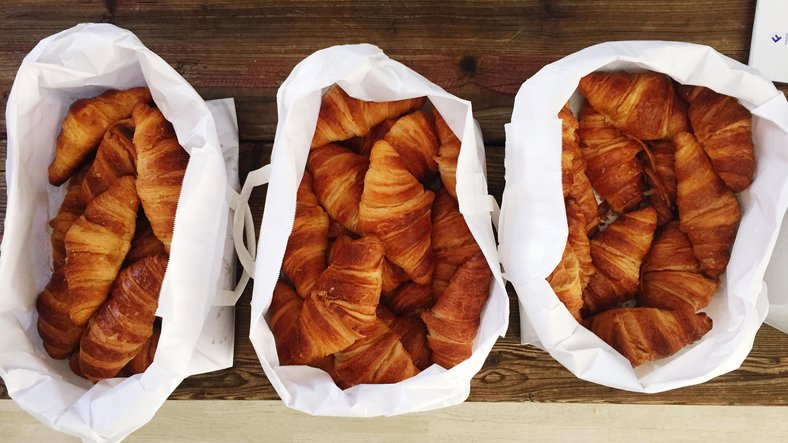 Croissants are getting pretty expensive — here's why