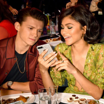 Zendaya and Tom Holland are low-key roasting each other on Twitter, and LOL