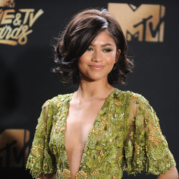 """Zendaya may be at a """"Spider-Man"""" event, but she looks like a bumblebee"""