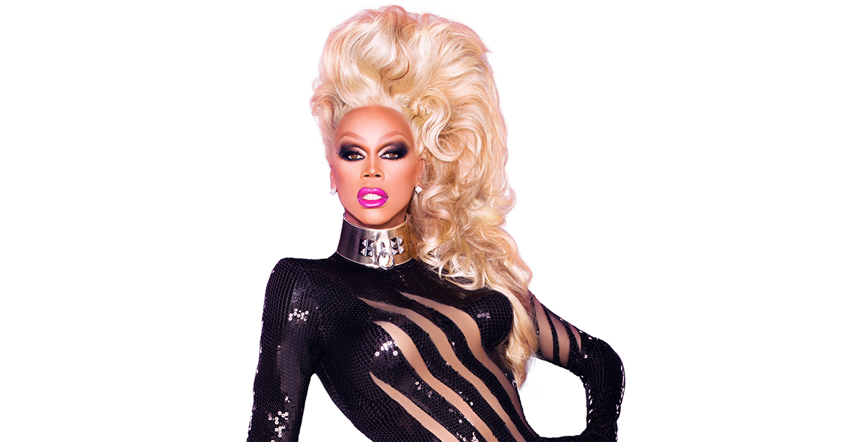 RuPaul looked back at his career, and shared why he believes drag is so important