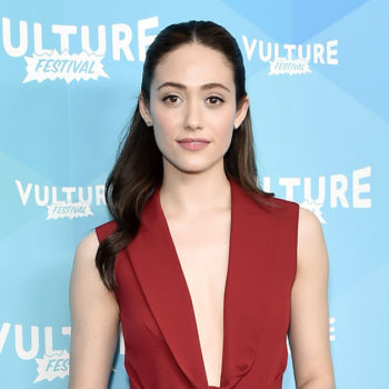 WTF: Emmy Rossum was asked to audition in a bikini