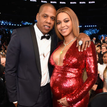 Barack Obama may have accidentally revealed the sex of Beyoncé and Jay Z's twins