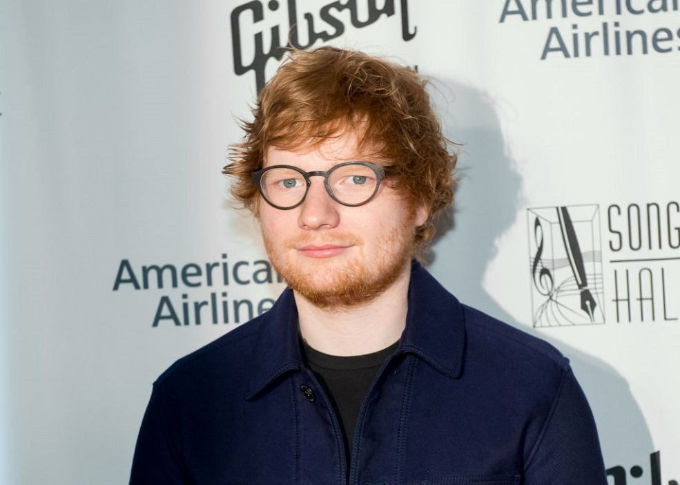 "Ed Sheeran thinks his ""Game of Thrones"" cameo has been way too built up"