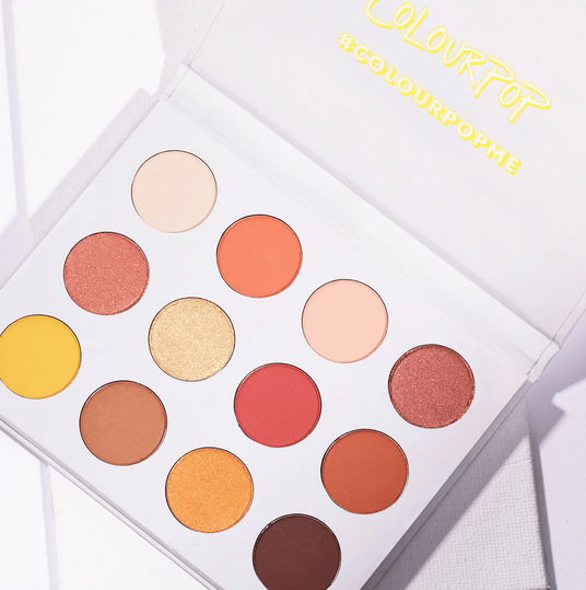 ColourPop dropped a bunch of palettes today, and our wallets are weeping