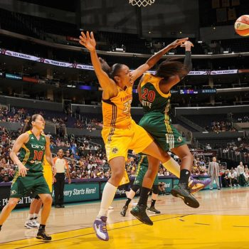 A WNBA team is partnering with Planned Parenthood, and we hope others join them