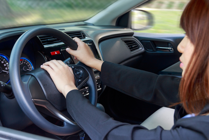 Someone invented an extremely polite car horn that will change the way we experience traffic