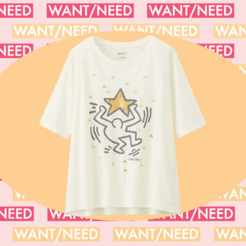 WANT/NEED: A Keith Haring graphic t-shirt for your artsy soul, and more stuff you'll want to buy